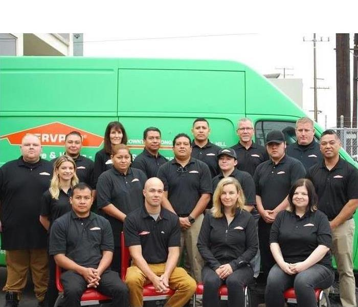 YOUR SERVPRO of NE Long Beach/Lakewood Team!