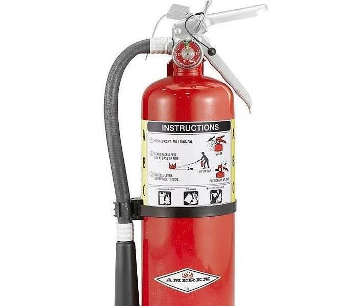 Fire Damage FIRE EXTINGUISHERS - NEED TO KNOW FACTS