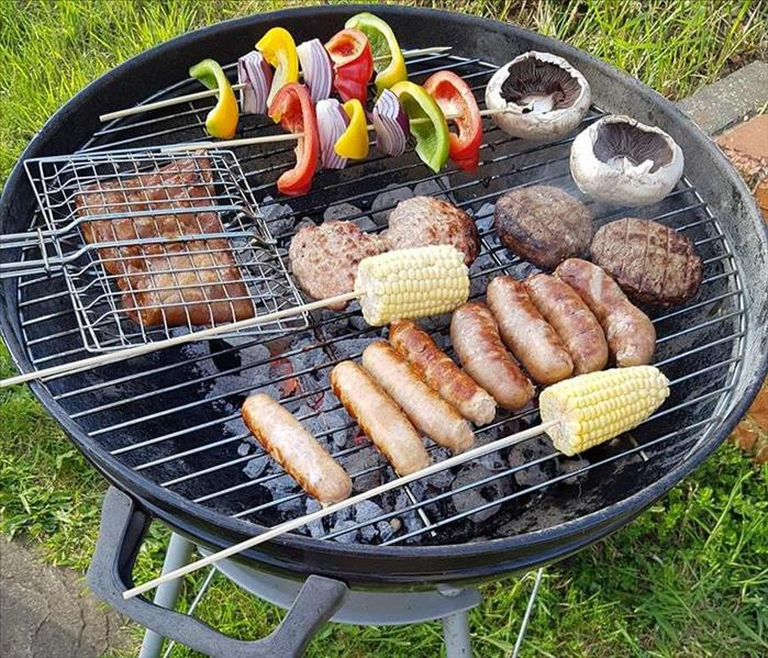 Fire Damage TOP 4 TIPS FOR SAFE BARBECUING THIS SUMMER